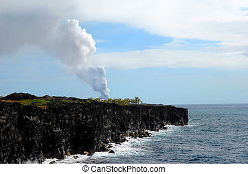 Big Island Active Volcanoe