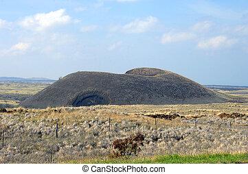 Big Island Cinder Cone - Dormant cinder cone, on the Big...