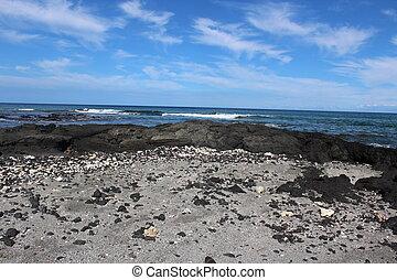 Big Island Hawaii Shore