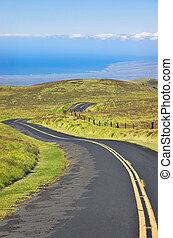 Big Island Saddleback Road - Saddleback Road on The Big...