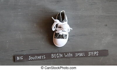 Big journeys begin with small steps, vintage style - Big ...