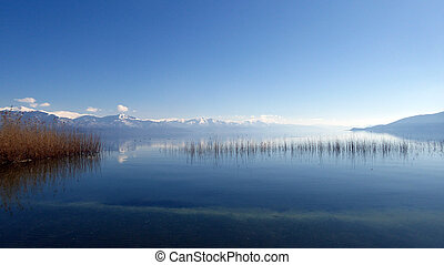 Big Lake Prespa, Macedonia