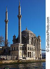 Big mecidiye mosque