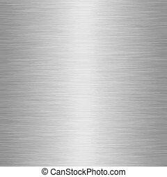 big metal - enormous sheet of brushed metal texture