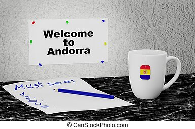 Welcome to Andorra