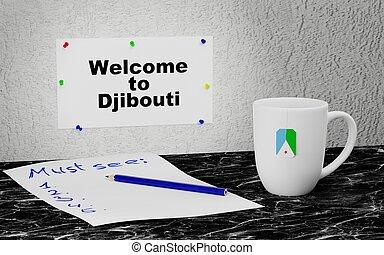Welcome to Djibouti