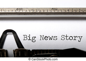 Big news story