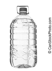 Big Plastic bottle