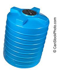 BIG PLASTIC CONTAINER - Big polyethylene container of 2000...