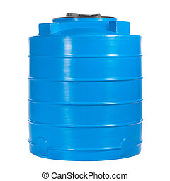 BIG PLASTIC CONTAINER - Big polyethylene container of 400...