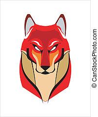 Big Red Fox