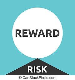 Big reward, high risk