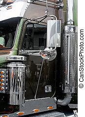Big rich American truck personalized presentation
