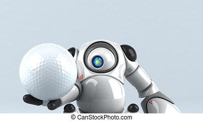 Big robot - 3D Animation