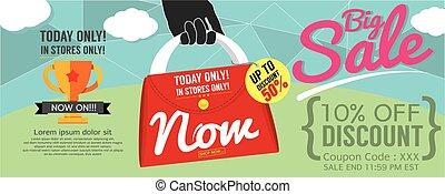 Big Sale 1500x600 pixel Banner