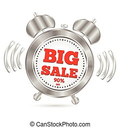 Big sale alarm clock