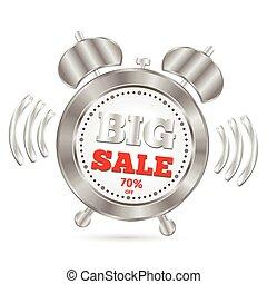 Big sale alarm clock