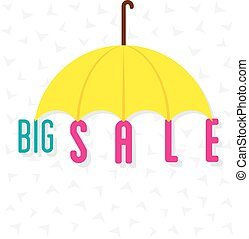 big sale banner design