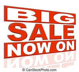 Big Sale Means At The Moment And Closeout - Big Sale...