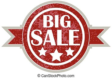 Big sale seal