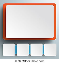 Big Screen Rectangeles PiAd - Rectangles on the grey...