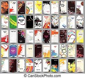 Big Set Cards