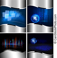 Big set of abstract backgrounds - Big set of abstract ...