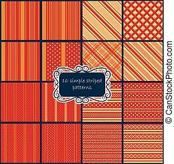 Big-set-retro-red-patterns.eps