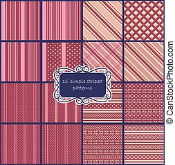 big-set-vintage-vinous-patterns.eps