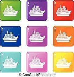 Big ship set 9