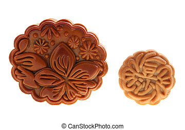 Big & Small Mooncake