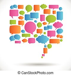 Big Speech Bubble