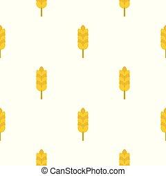 Big spica pattern seamless