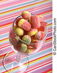 big sugary sweets