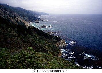 Big Sur, Ca?lifornia