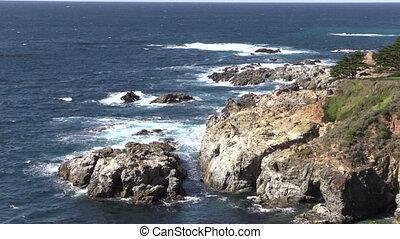 Big Sur Coastline - the scenic coast of big sur california