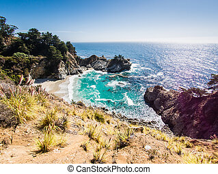 Big Sur in California, USA