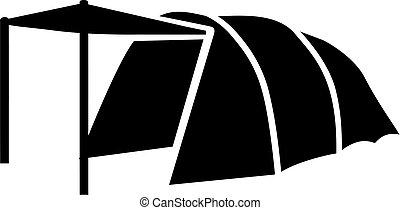 Big tent icon