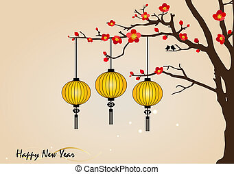 Big traditional chinese lanterns will bring good luck and ...
