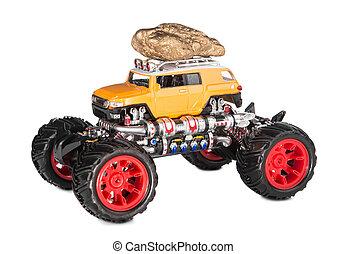 Big truck toy.