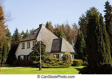 Big villa in Holland