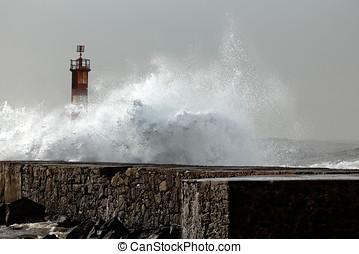 Big waves