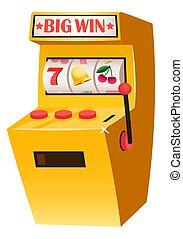 Big Win Slot Machine with Lucky Sevens Casino