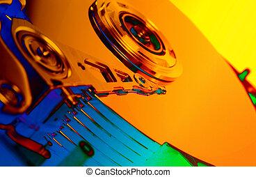 BigDisk - Computer hard disk
