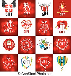 biggest collection of vector logos for gifts