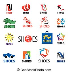 biggest collection of vector logos shoes
