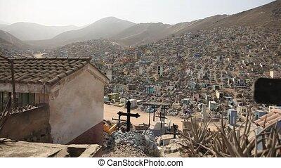 Biggest Graveyard in South America - Biggest Cemetery in...
