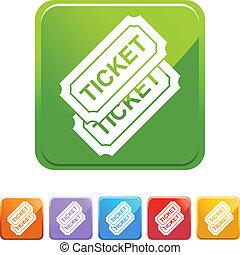 biglietto, evento