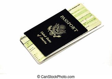 biglietto, viaggiare