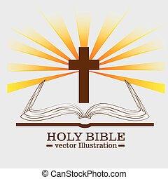bijbel, boek, heilig
